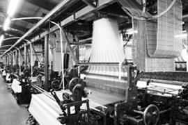 Jacquard loom -0